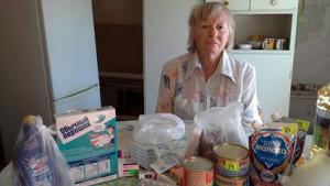 Aide humanitaire de l'association humanitaire ROD