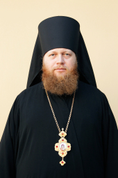S.E. l'évêque Savva, supérieur du Monastère Novospasskiy